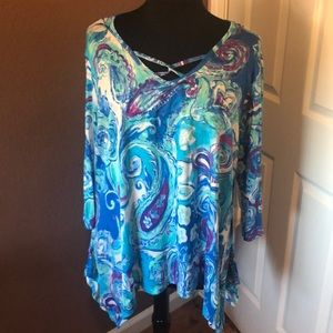 Plus Size 2X top by Onque NWT